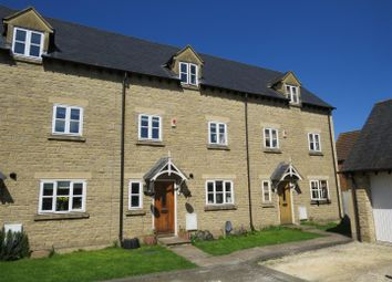 Thumbnail Town house for sale in St. Dunstan Court, Calne