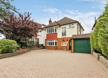 Thumbnail 3 bed detached house to rent in Claremount Gardens, Epsom