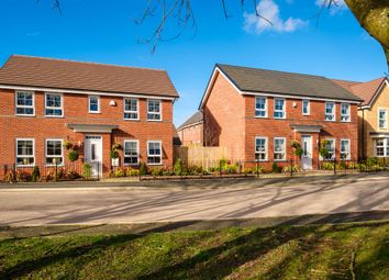 "Thumbnail 4 bed detached house for sale in ""Thornbury"" at Yarnfield, Stone"