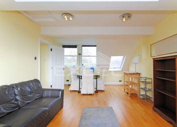 Thumbnail 3 bedroom flat to rent in Savernake Road, Hampstead, London