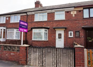 Thumbnail 3 bed terraced house for sale in Stafford Road, Wednesbury