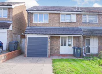 Thumbnail 3 bed semi-detached house for sale in Broad Acres, Birmingham