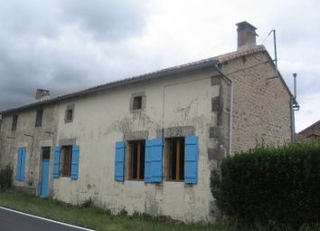 Thumbnail 3 bed property for sale in Charroux, Vienne, France