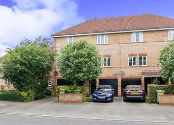 Thumbnail 3 bedroom town house for sale in Lindisfarne Drive, Monkston, Milton Keynes, Bucks