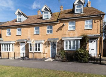 Thumbnail 3 bed terraced house for sale in Plover Road, Minster On Sea, Sheerness