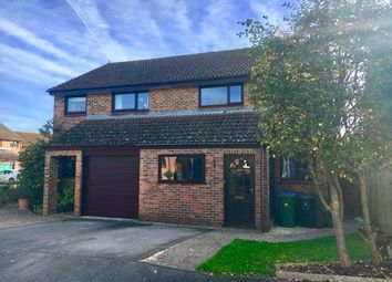 Thumbnail 3 bed semi-detached house for sale in Olivers Meadow, Westergate, Chichester, West Sussex