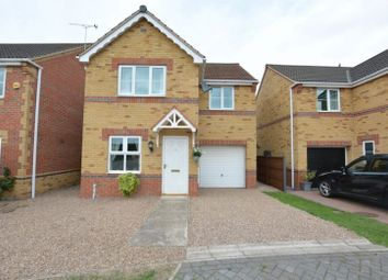 Thumbnail 3 bed detached house for sale in Herriot Walk, Scunthorpe