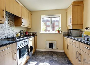 Thumbnail 2 bedroom flat for sale in Kings Walk, Mansfield