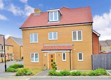 Thumbnail 3 bed town house for sale in Royal Architects Road, East Cowes, Isle Of Wight