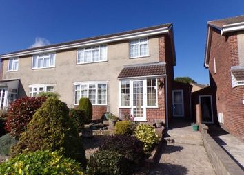 Thumbnail 3 bed semi-detached house for sale in Ebdon Road, Weston-Super-Mare