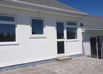 Thumbnail 1 bed bungalow to rent in Lewenek, Vicarage Hill, Mevagissey, St. Austell