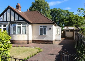 Thumbnail 3 bed semi-detached bungalow for sale in Stane Way, Ewell Village