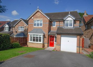 Thumbnail 4 bed detached house for sale in Woodlands, Ouston, Chester Le Street