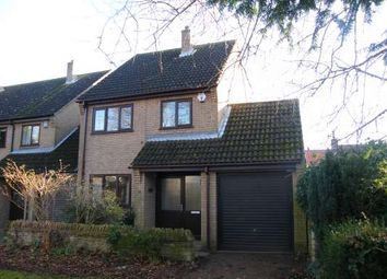 Thumbnail 3 bedroom link-detached house to rent in The Leys, Longthorpe, Peterborough