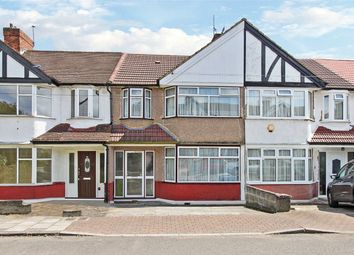 Thumbnail 3 bed terraced house to rent in Rowley Close, Wembley