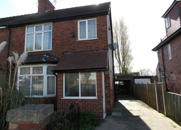 Thumbnail 3 bed semi-detached house for sale in Ellesmere Road, Forest Town, Mansfield, Nottinghamshire