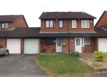 Thumbnail 2 bed semi-detached house for sale in Kendal Grove, Solihull, West Midlands