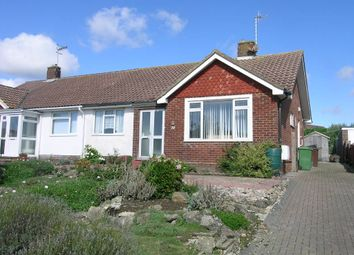 Thumbnail 2 bed semi-detached bungalow for sale in Dene Drive, Eastbourne