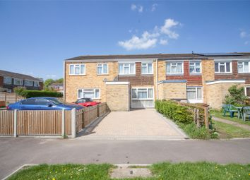 Thumbnail 3 bed terraced house for sale in Tadburn Green, Chatham