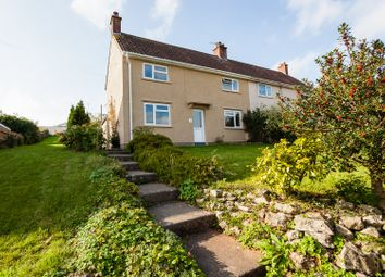 Thumbnail 3 bed semi-detached house for sale in Rogers Close, Clutton