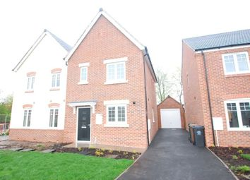 Thumbnail 3 bed property to rent in Old Railway Mews, Midland Road, Swadlincote, South Derbyshire