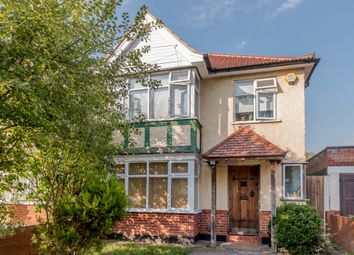 3 bed semi-detached house for sale in Manor Way, Harrow, Middlesex HA2