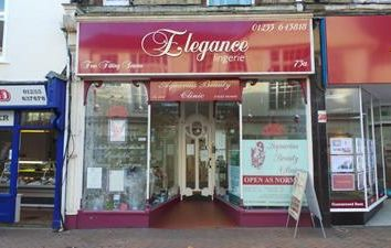 Thumbnail Retail premises to let in 73A High Street, Ashford, Kent