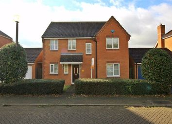 Thumbnail 4 bed detached house to rent in Mayditch Place, Bradwell Common, Milton Keynes