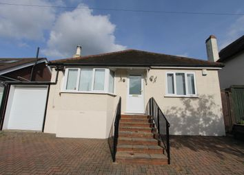 Thumbnail 2 bed bungalow to rent in Donnington Road, Worcester Park