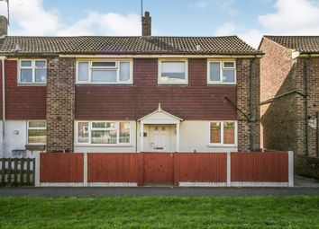 Thumbnail 3 bedroom end terrace house for sale in Clockhouse, Ashford