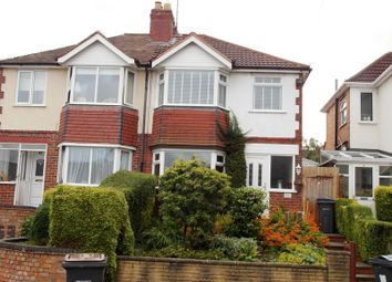 Thumbnail 3 bed semi-detached house for sale in Hawkhurst Road, Kings Heath, Birmingham