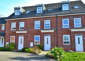 Thumbnail 4 bed town house for sale in Patrons Drive, Sandbach
