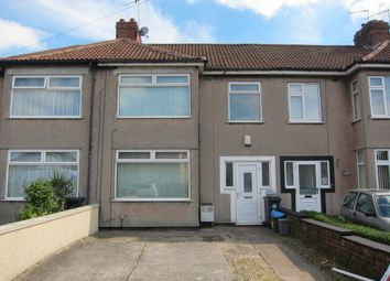 Thumbnail 3 bed terraced house for sale in Bishopsworth Road, Bristol