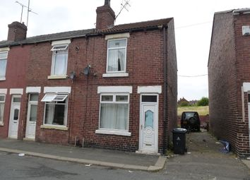 Thumbnail 2 bed end terrace house for sale in Schofield Street, Mexborough