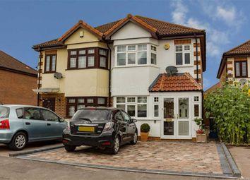 Thumbnail 3 bed semi-detached house for sale in Elmcroft Avenue, Wanstead, London