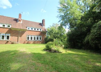 Thumbnail 3 bed semi-detached house to rent in Whitefields Cottages, Littleworth Road, Seale, Farnham