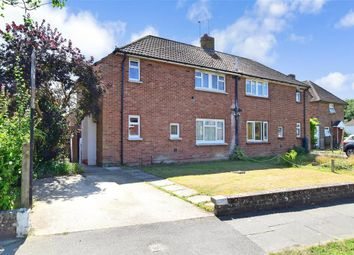 Thumbnail 2 bed semi-detached house for sale in Queens Road, Lewes, East Sussex