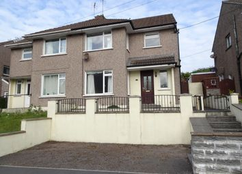 Thumbnail 3 bed semi-detached house for sale in Ffordd Yr Eglwys, North Cornelly