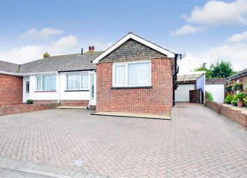 Thumbnail 2 bed semi-detached bungalow for sale in Elmley Way, Margate, Kent