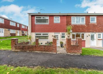 Thumbnail 3 bed end terrace house for sale in Penlan View, Merthyr Tydfil