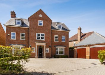 Thumbnail 6 bed detached house to rent in Highgrove Avenue, Ascot, Berkshire