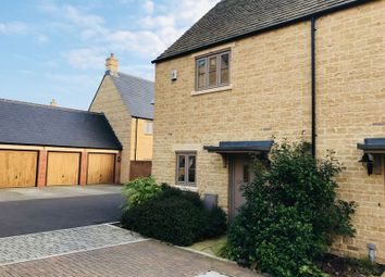 Thumbnail 2 bed semi-detached house for sale in Gegg Close, Cirencester