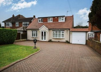 Thumbnail 4 bed bungalow for sale in Wood Lane, Streetly, Sutton Coldfield, .