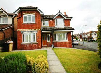Thumbnail 4 bedroom detached house to rent in Oakworth Drive, Sharples, Bolton, Lancashire