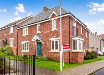 Thumbnail 4 bed detached house for sale in Bawlins, St. Neots