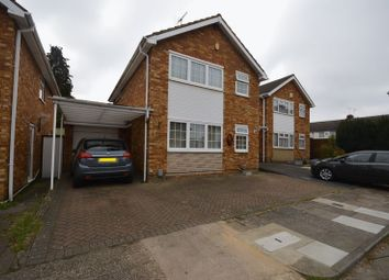 3 bed detached house for sale in Lonsdale Close, Luton LU3