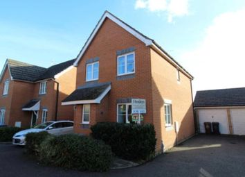 Thumbnail 3 bed detached house for sale in Kingfisher Way, Mildenhall