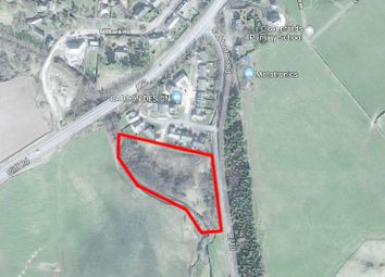 Thumbnail Land for sale in Land At Caddon Haugh, Galashiels TD13Le
