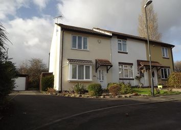 Thumbnail 2 bed end terrace house for sale in Bramley Court, Barrs Court, Bristol
