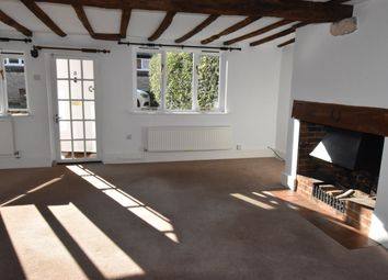 Thumbnail 3 bed end terrace house for sale in Back Lane, Bredon, Tewkesbury